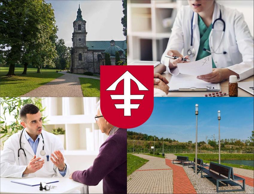 Jędrzejów - cennik prywatnych wizyt u radiologa - sprawdź lokalne ceny badań usg