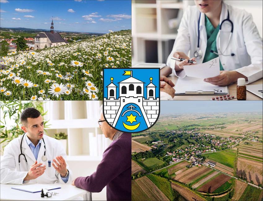 Ostrowiec Świętokrzyski - cennik prywatnych wizyt u radiologa - sprawdź lokalne ceny badań usg