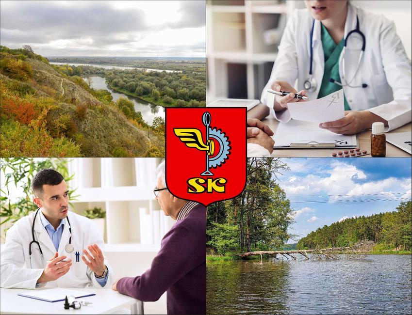 Skarżysko-Kamienna - cennik prywatnych wizyt u radiologa - sprawdź lokalne ceny badań usg