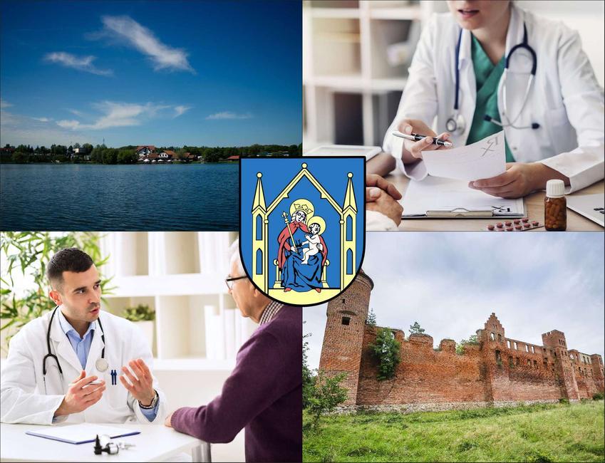 Iława - cennik prywatnych wizyt u radiologa - sprawdź lokalne ceny badań usg