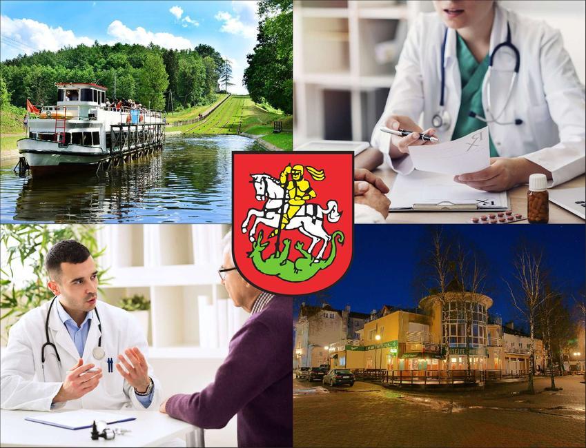 Ostróda - cennik prywatnych wizyt u radiologa - sprawdź lokalne ceny badań usg