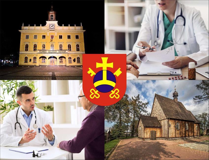 Ostrów Wielkopolski - cennik prywatnych wizyt u radiologa - sprawdź lokalne ceny badań usg