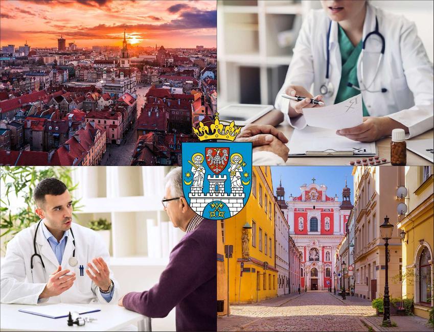 Poznań - cennik prywatnych wizyt u radiologa - sprawdź lokalne ceny badań usg