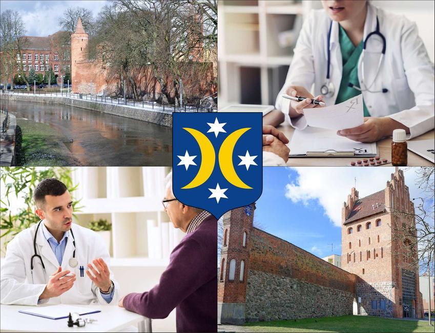 Goleniów - cennik prywatnych wizyt u radiologa - sprawdź lokalne ceny badań usg