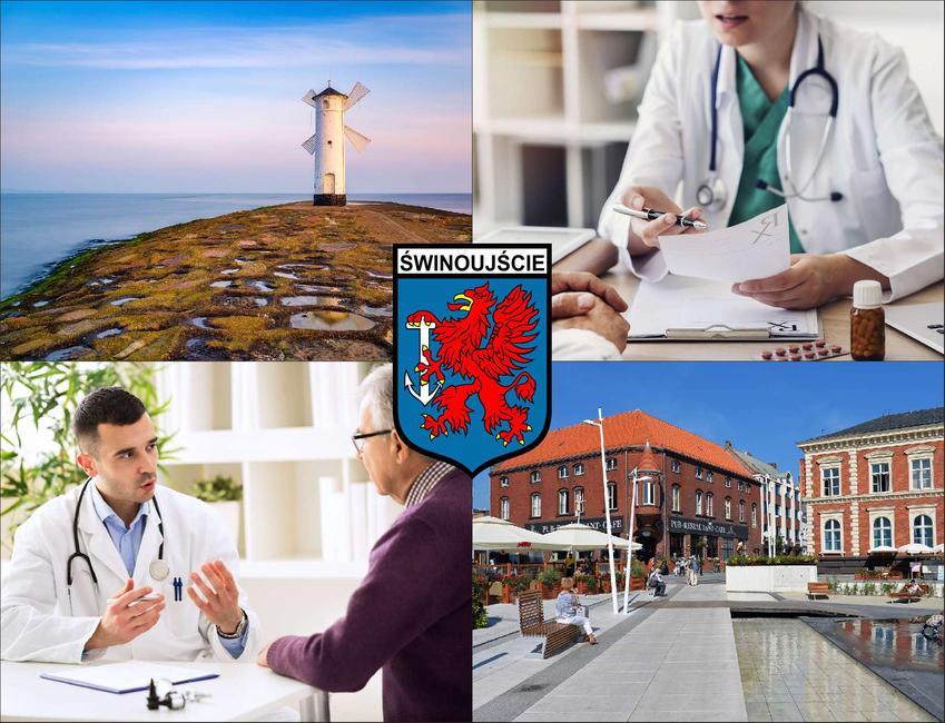 Świnoujście - cennik prywatnych wizyt u radiologa - sprawdź lokalne ceny badań usg