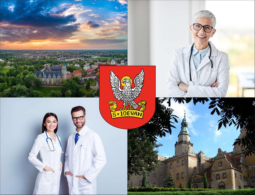 Oleśnica - cennik prywatnych wizyt u hipertensjologa - sprawdź lokalne ceny