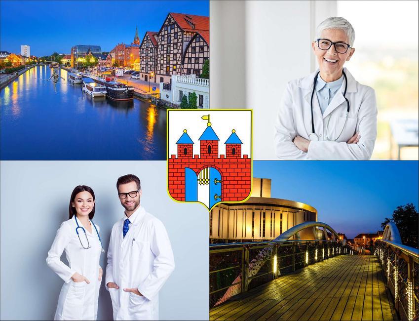 Bydgoszcz - cennik prywatnych wizyt u hipertensjologa - sprawdź lokalne ceny