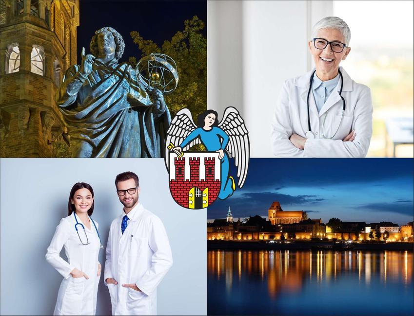 Toruń - cennik prywatnych wizyt u hipertensjologa - sprawdź lokalne ceny