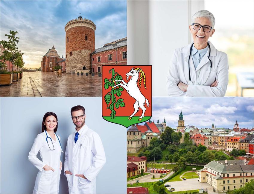 Lublin - cennik prywatnych wizyt u hipertensjologa - sprawdź lokalne ceny