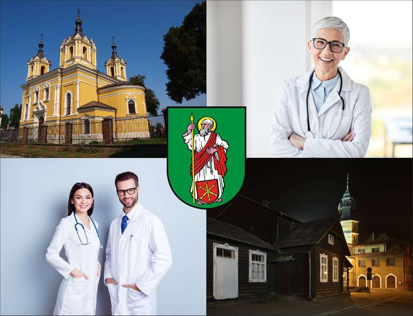 Tomaszów Lubelski - cennik prywatnych wizyt u hipertensjologa - sprawdź lokalne ceny