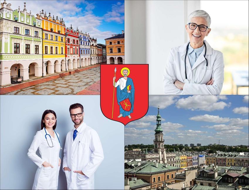 Zamość - cennik prywatnych wizyt u hipertensjologa - sprawdź lokalne ceny