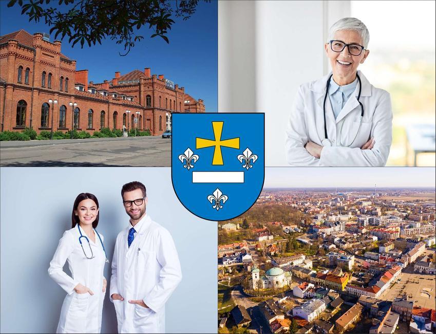 Skierniewice - cennik prywatnych wizyt u hipertensjologa - sprawdź lokalne ceny