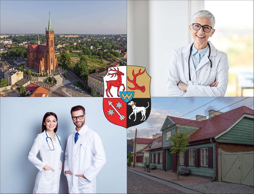 Zgierz - cennik prywatnych wizyt u hipertensjologa - sprawdź lokalne ceny