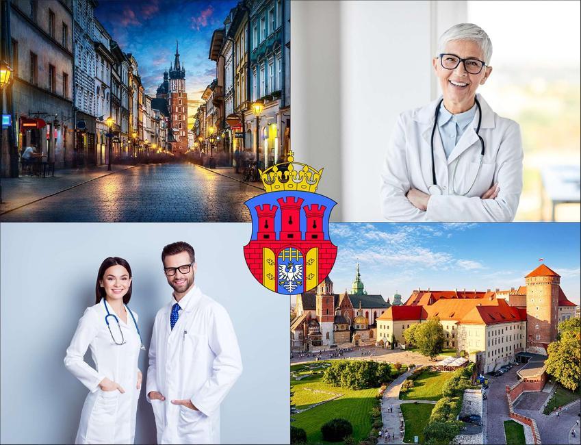 Kraków - cennik prywatnych wizyt u hipertensjologa - sprawdź lokalne ceny