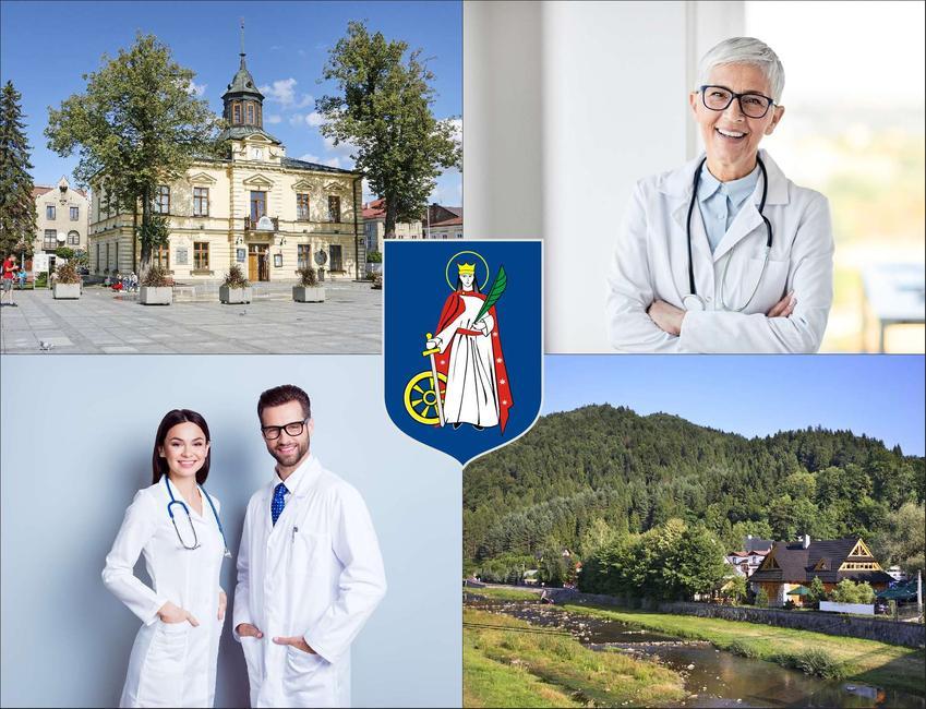 Nowy Targ - cennik prywatnych wizyt u hipertensjologa - sprawdź lokalne ceny