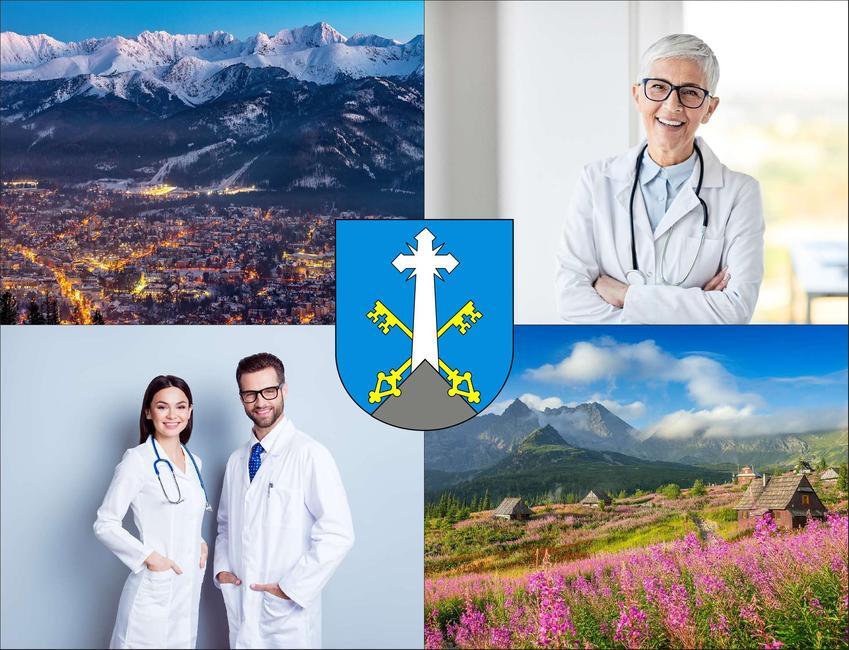 Zakopane - cennik prywatnych wizyt u hipertensjologa - sprawdź lokalne ceny