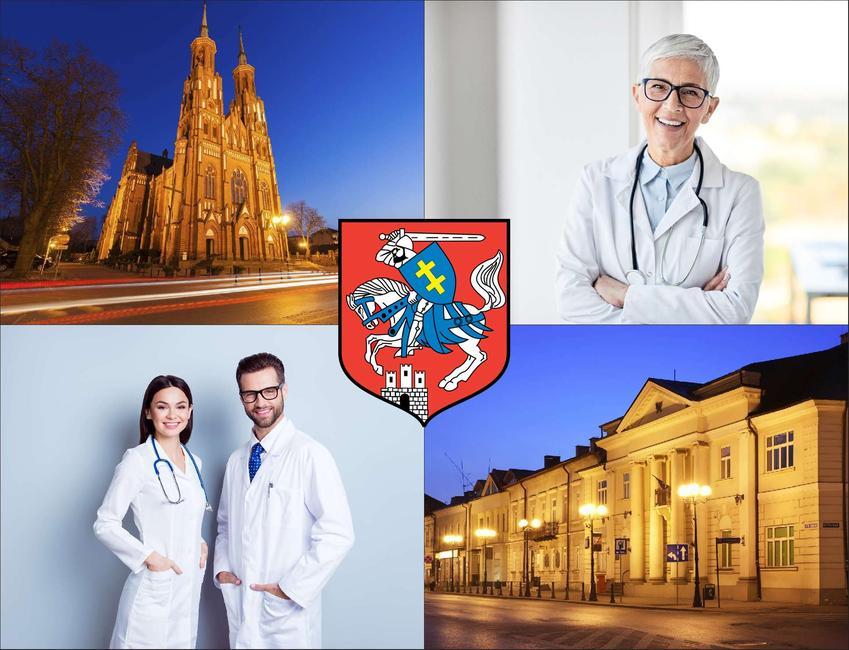 Siedlce - cennik prywatnych wizyt u hipertensjologa - sprawdź lokalne ceny