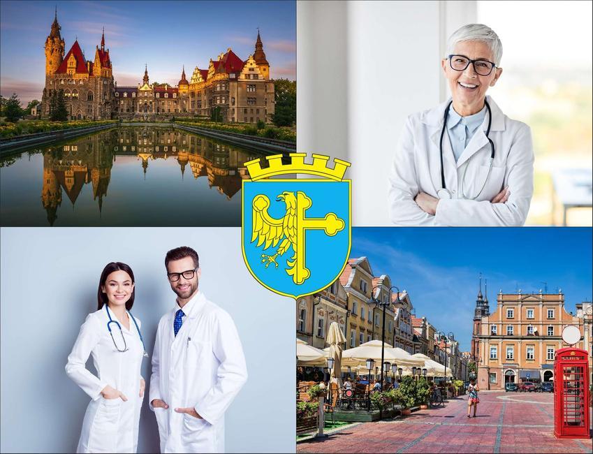 Opole - cennik prywatnych wizyt u hipertensjologa - sprawdź lokalne ceny