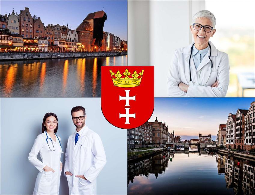 Gdańsk - cennik prywatnych wizyt u hipertensjologa - sprawdź lokalne ceny
