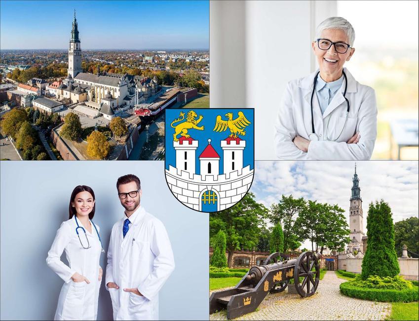 Częstochowa - cennik prywatnych wizyt u hipertensjologa - sprawdź lokalne ceny