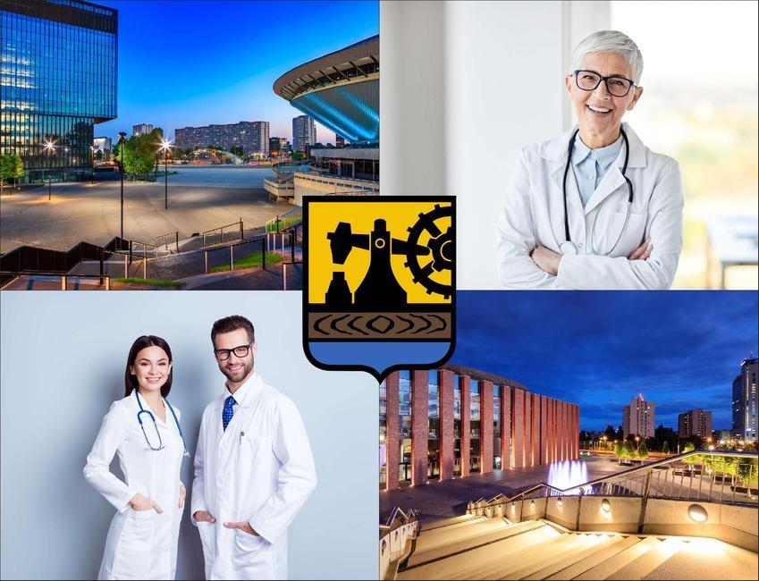 Katowice - cennik prywatnych wizyt u hipertensjologa - sprawdź lokalne ceny