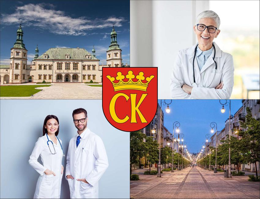 Kielce - cennik prywatnych wizyt u hipertensjologa - sprawdź lokalne ceny