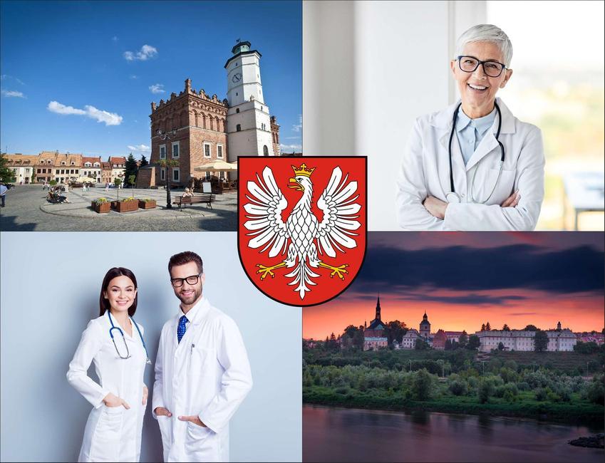 Sandomierz - cennik prywatnych wizyt u hipertensjologa - sprawdź lokalne ceny