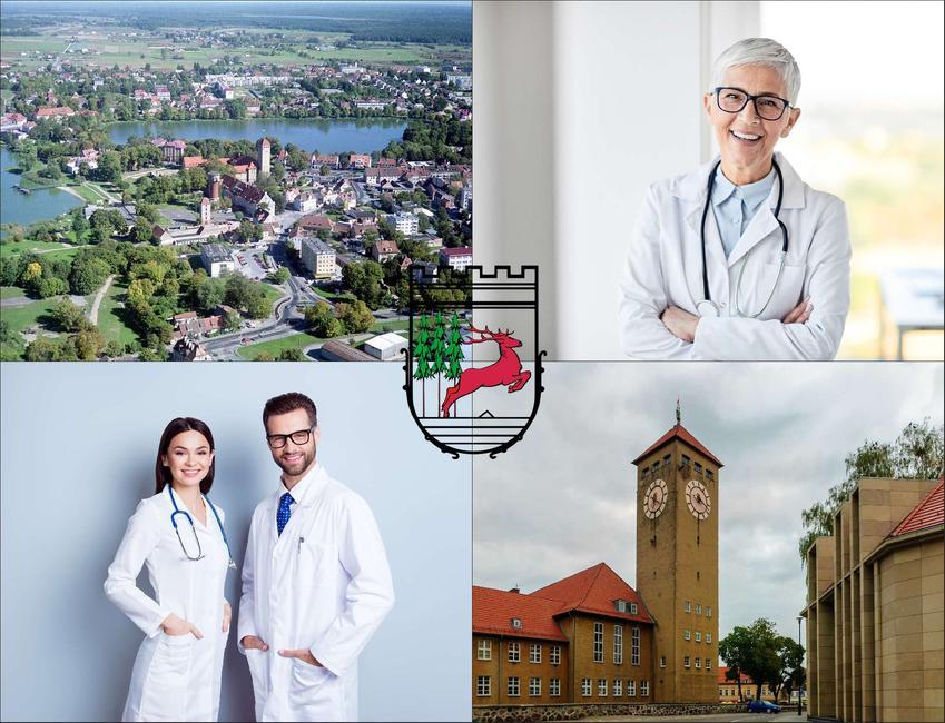 Szczytno - cennik prywatnych wizyt u hipertensjologa - sprawdź lokalne ceny