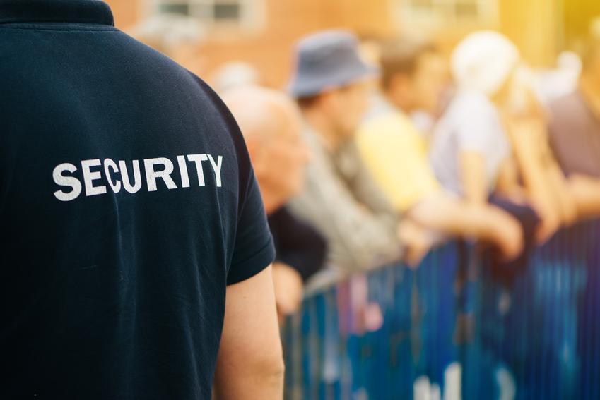 Uśredniona stawka wynajęcia pracownika ochrony fizycznej. Ochrona imprez msowych, stawka za jednego pracownika.