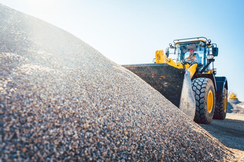 Uśredniona cena tony żwiru gradacji 2 do 16 mm. Przy większym zamówieniu transport gratis.