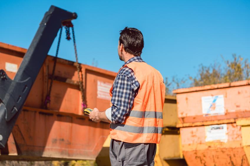 Uśredniona cena wynajęcia kontenera na gruz oraz różnego rodzaju odpady budowlane. Pojemność 6 m3.