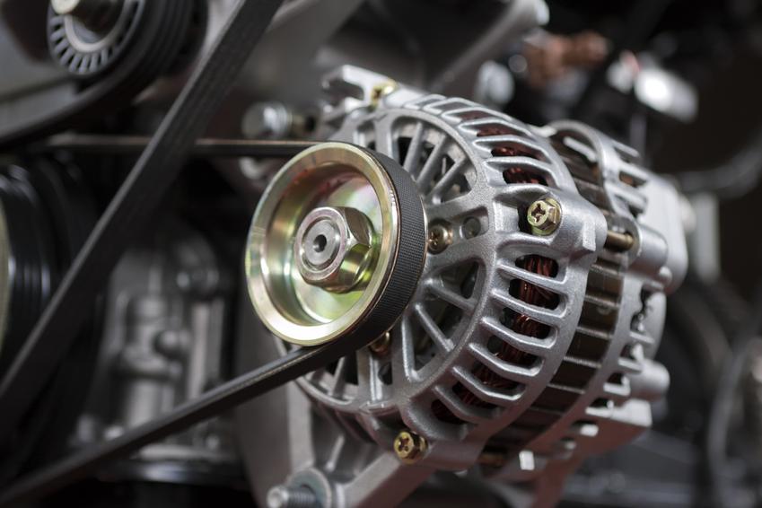 Uśredniona cena skupu alternatorów. Stawka VAT na złom - odwrotne obciążenie.