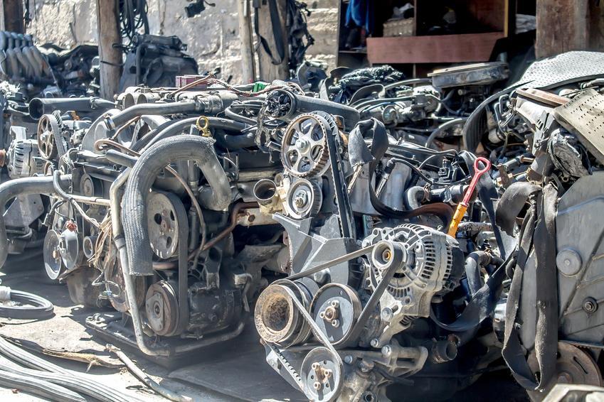 Uśredniona cena skupu silników elektrycznych o masie do 700 kg. Stawka VAT na złom - odwrotne obciążenie.