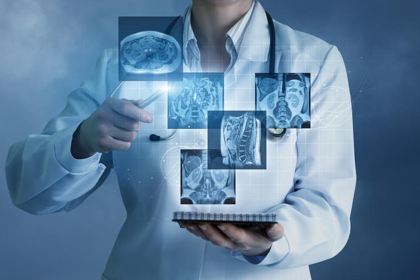 Średni koszt wykonania rezonansu magnetycznego kręgosłupa na odcinku piersiowym, bez kontrastu.  Świadczenia medyczne zwolnione z podatku VAT.