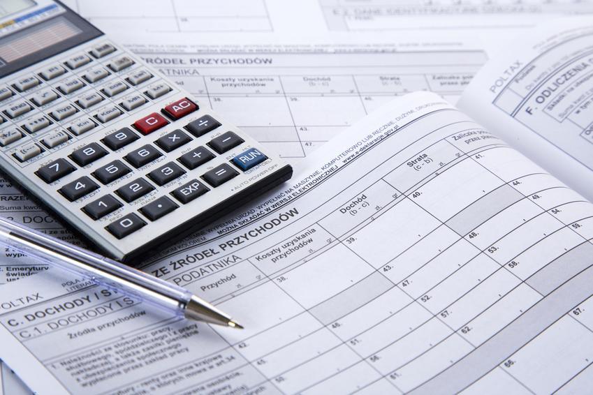Uśredniony koszt wypełnienia deklaracji podatkowej PIT. Cena za jednorazową usługę.
