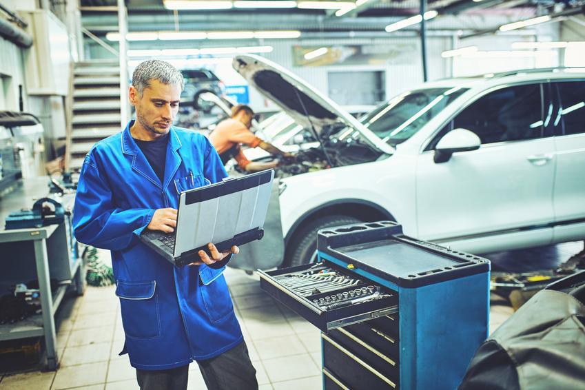Średnia cena ustawienia zbieżności w sprawdzonym warsztacie samochodowym.