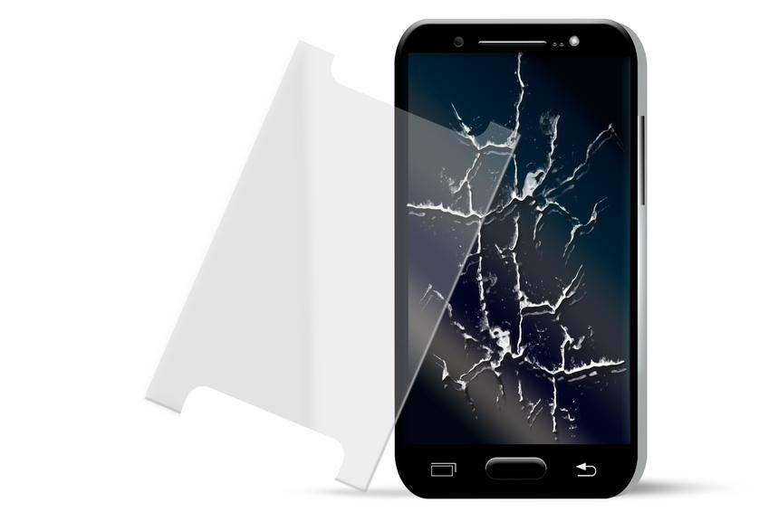 Średni koszt wymiany digitizera i wyświetlacza. Telefon Nokia. Normalny stopień skomplikowania prac.