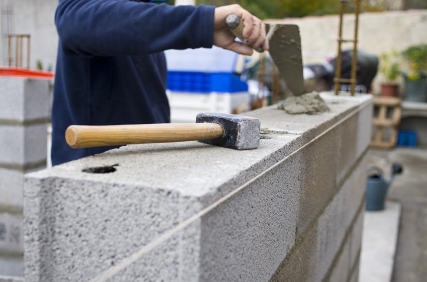Cennik murowania ścian z betonu komórkowego H+H 12. Ściany do 3 metrów wysokości
