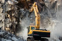 Cennik wyburzania ścian nośnych z cegły i betonu w ponad 160 miastach w Polsce