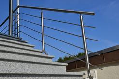 Cennik balustrad aluminiowych w ponad 160 miastach w Polsce