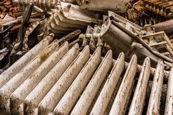 Cennik skupu złomu żeliwa 2021 w ponad 150 miastach w Polsce