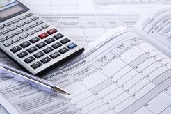 Koszt wypełnienia rocznej deklaracji PIT przez księgową w 160 miastach