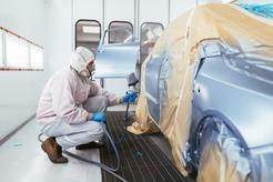 Cena lakierowania samochodów w ponad 160 miastach w Polsce
