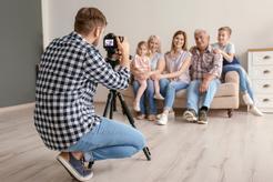 Cena fotograficznej sesji rodzinnej w 160 miastach w Polsce